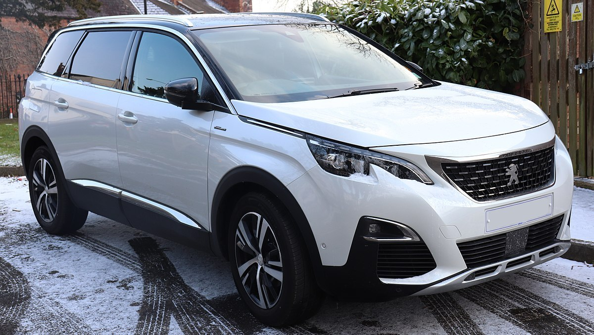 Image of PEUGEOT 5008