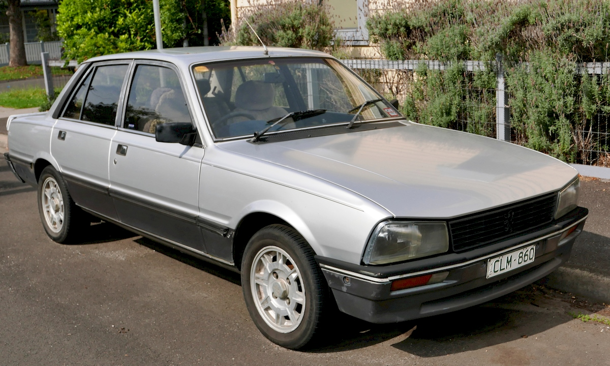 Image of PEUGEOT 505