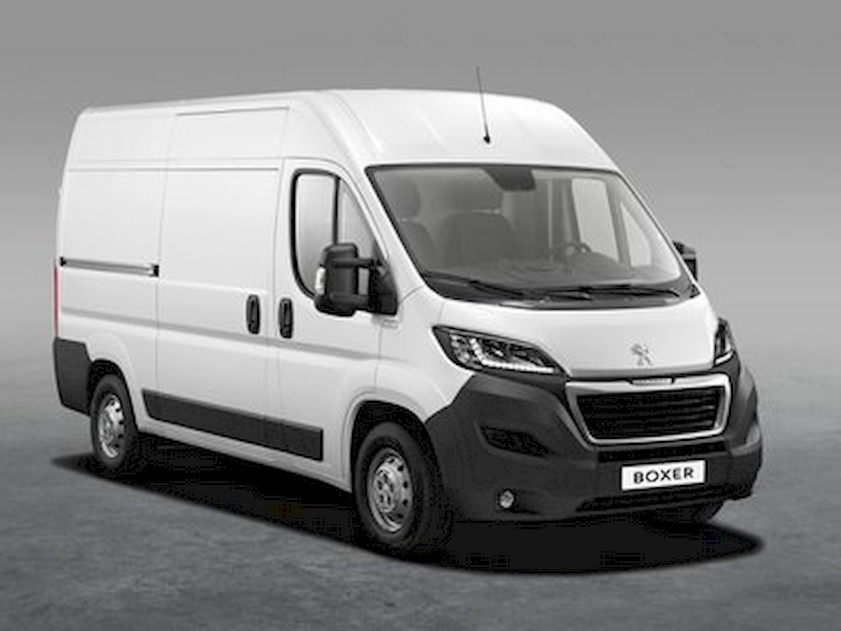 Image of PEUGEOT BOXER