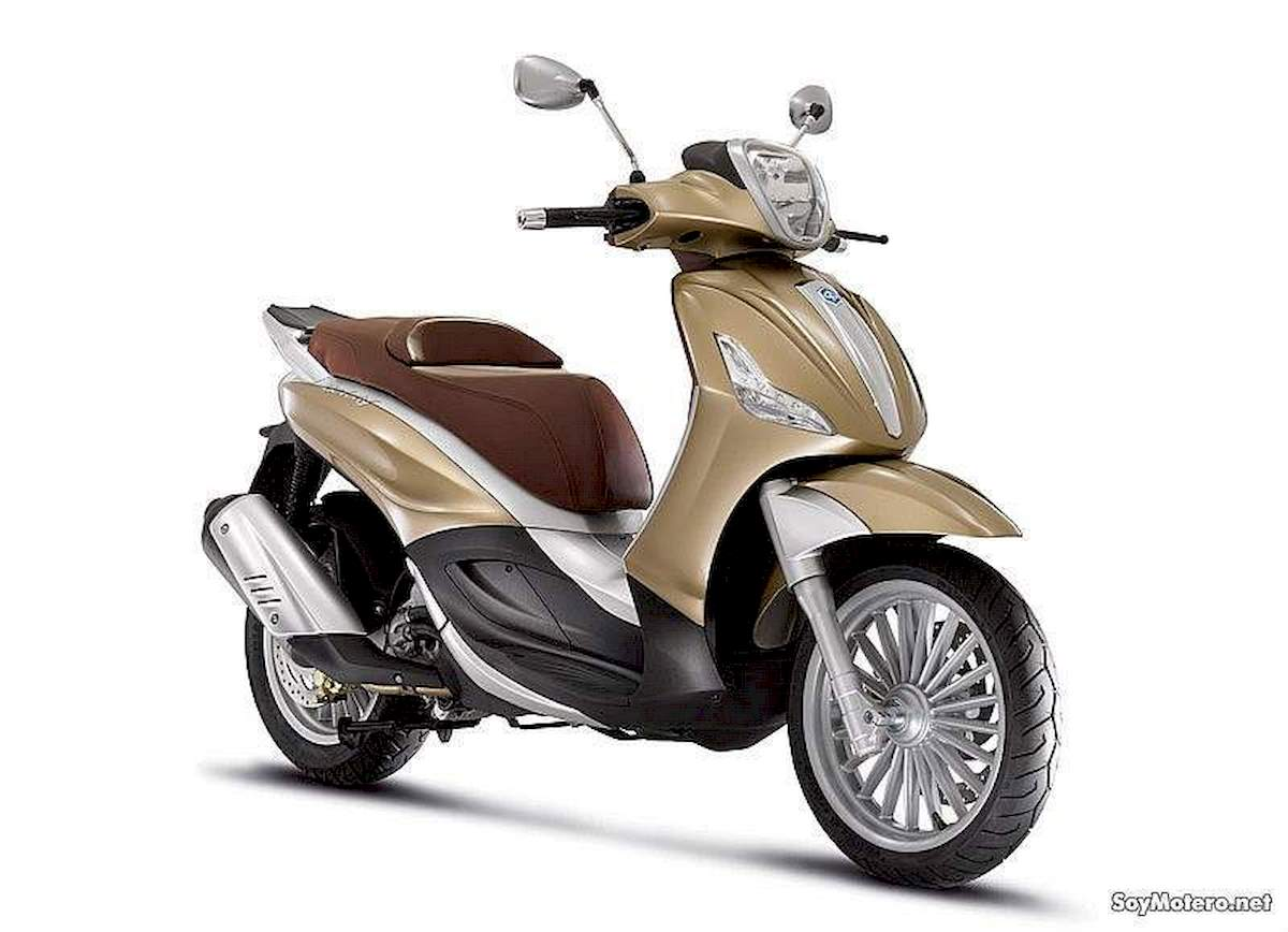 Image of PIAGGIO BEVERLY 300IE