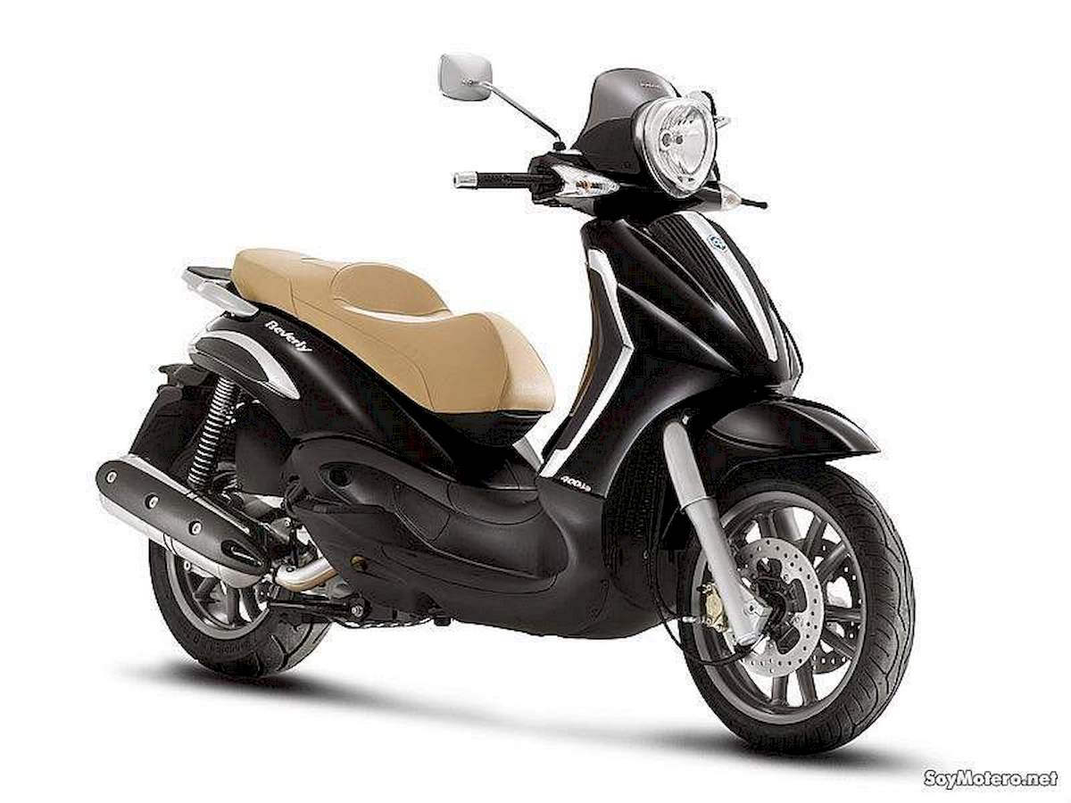 Image of PIAGGIO BEVERLY TOURER 400