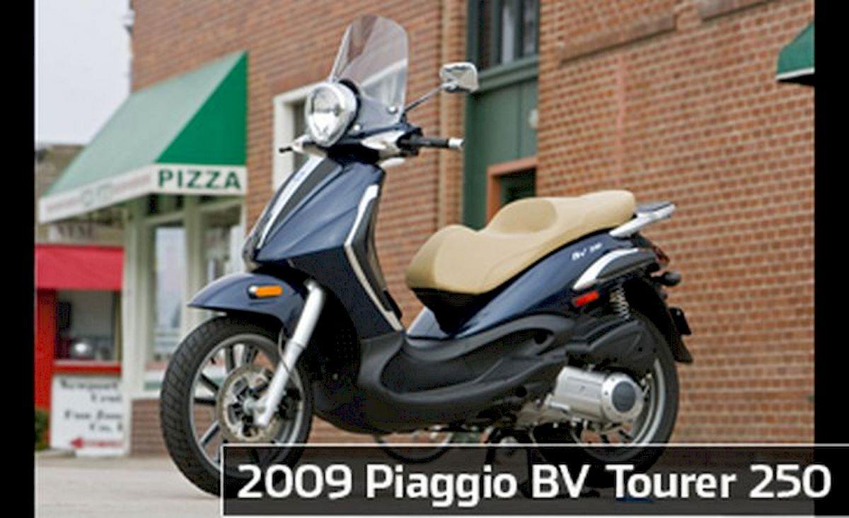 Image of PIAGGIO BV TOURER 250
