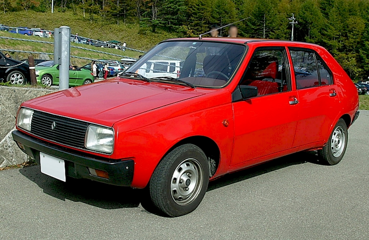 Image of RENAULT R14