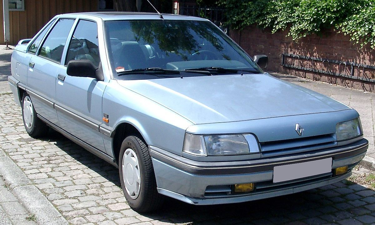 Image of RENAULT R21
