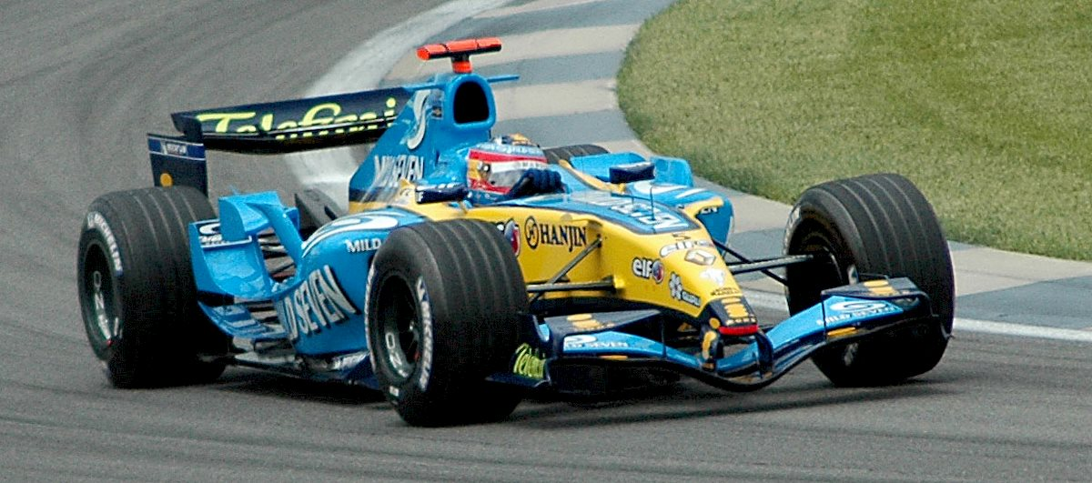 Image of RENAULT R25