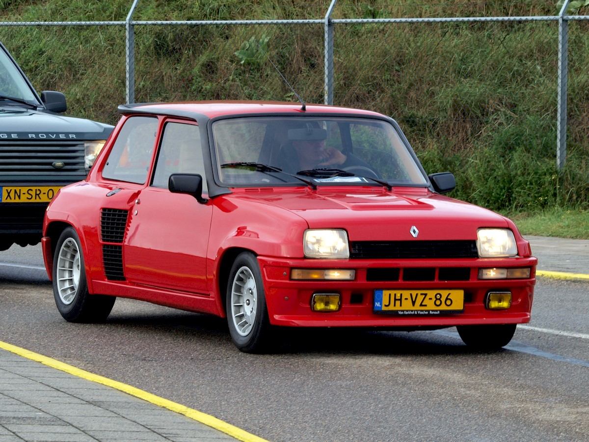 Image of RENAULT R5