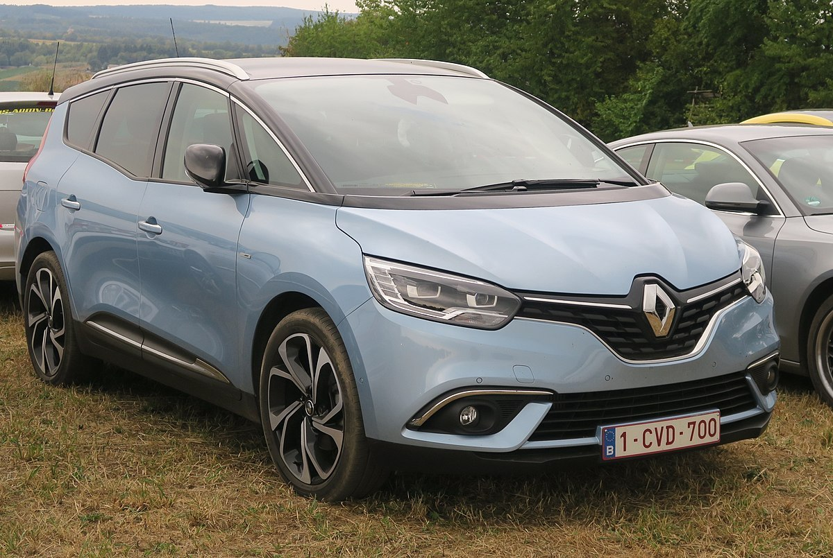 Image of RENAULT SCENIC