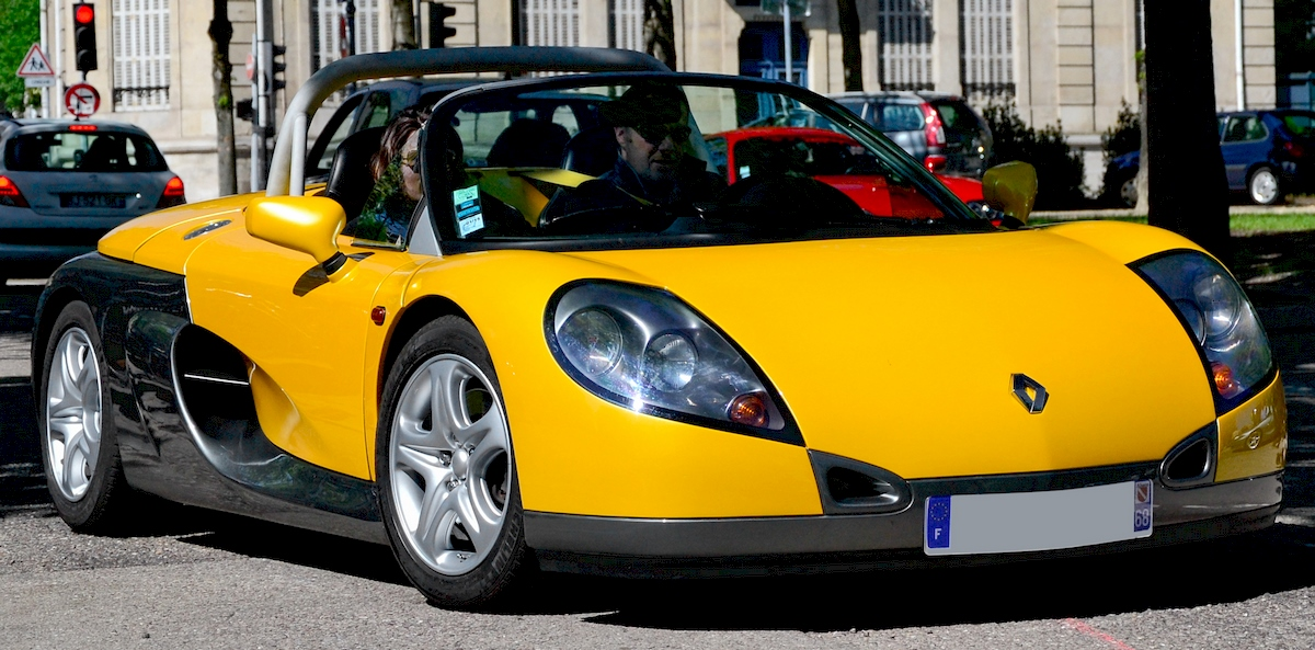 Image of RENAULT SPIDER