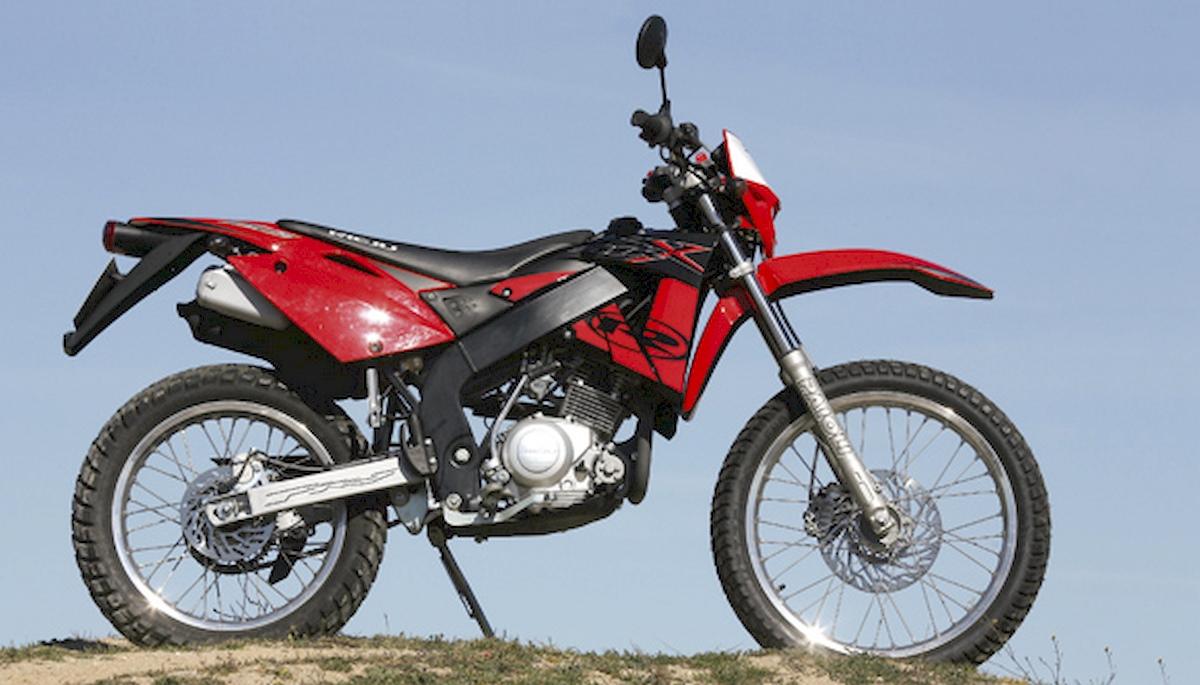 Image of RIEJU MRX 125