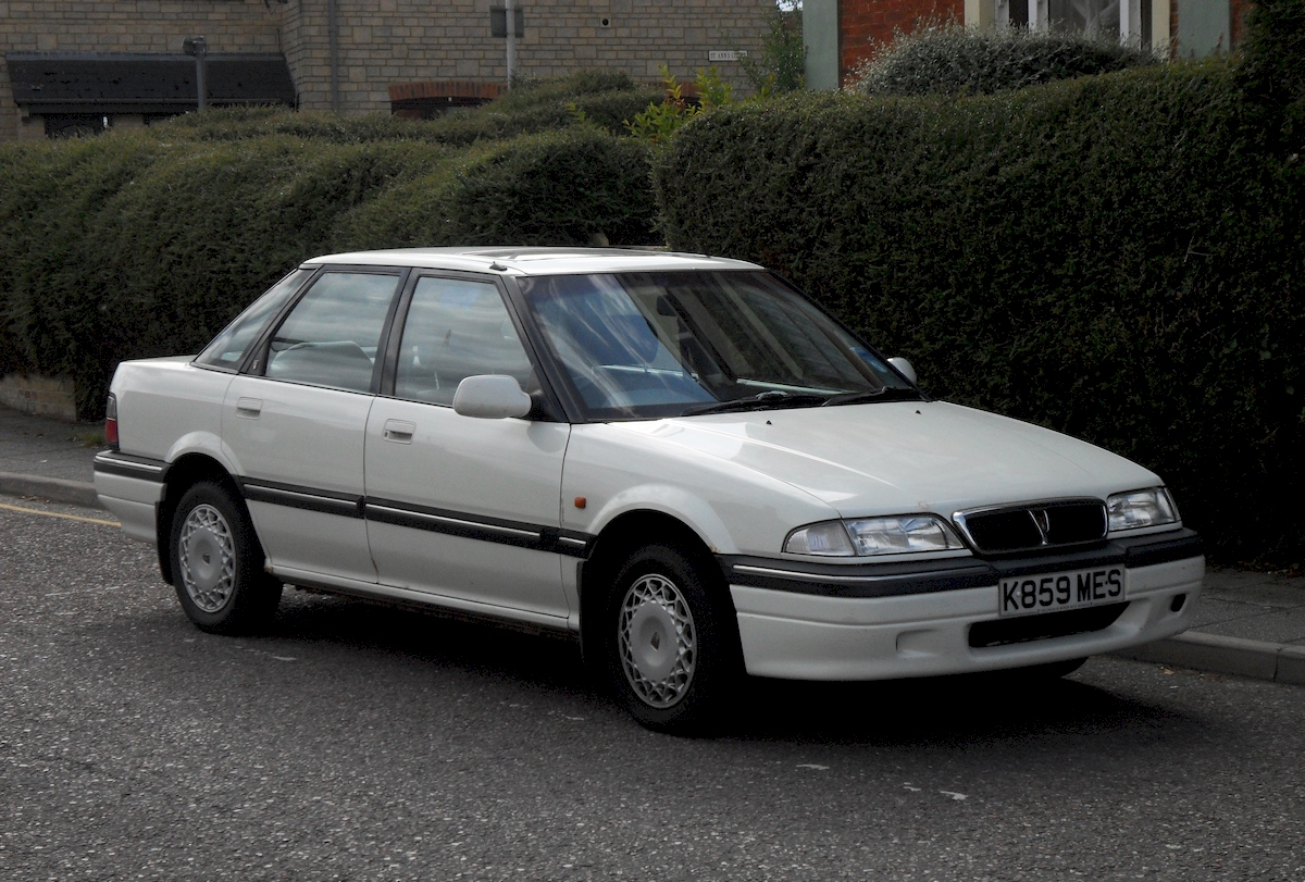 Image of ROVER 400