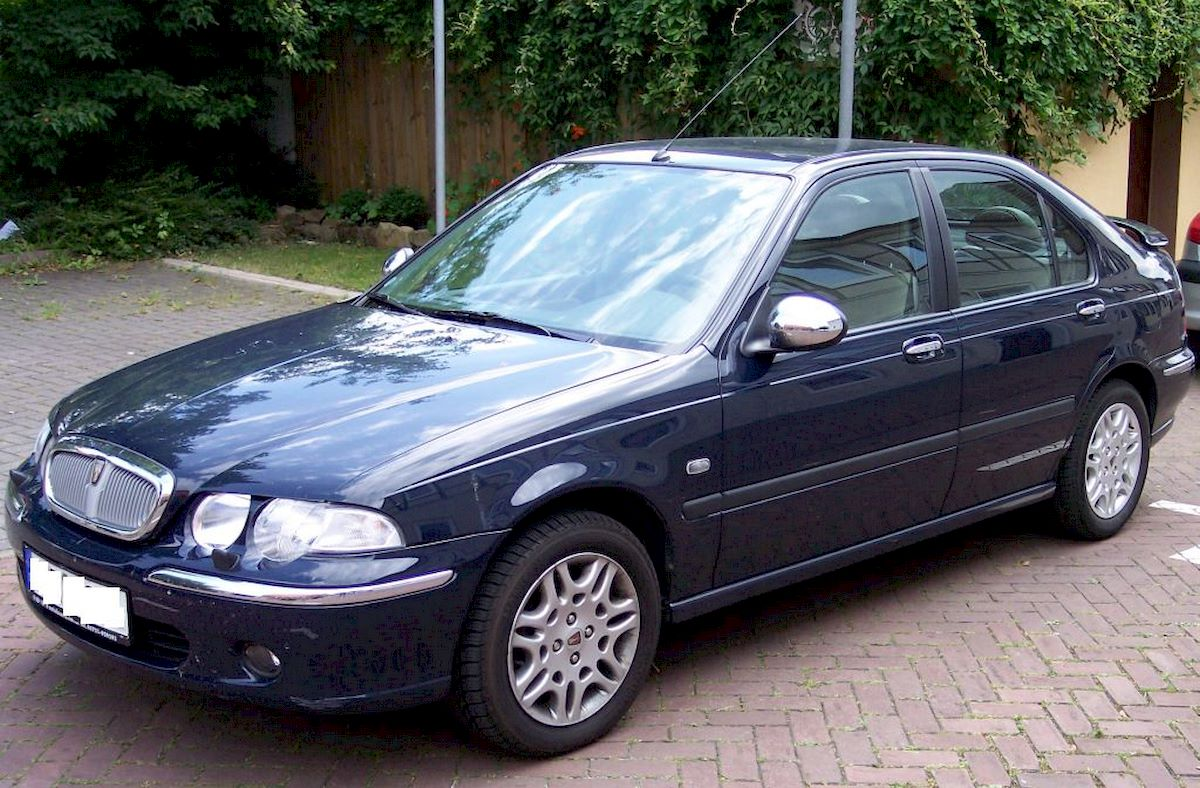 Image of ROVER 45