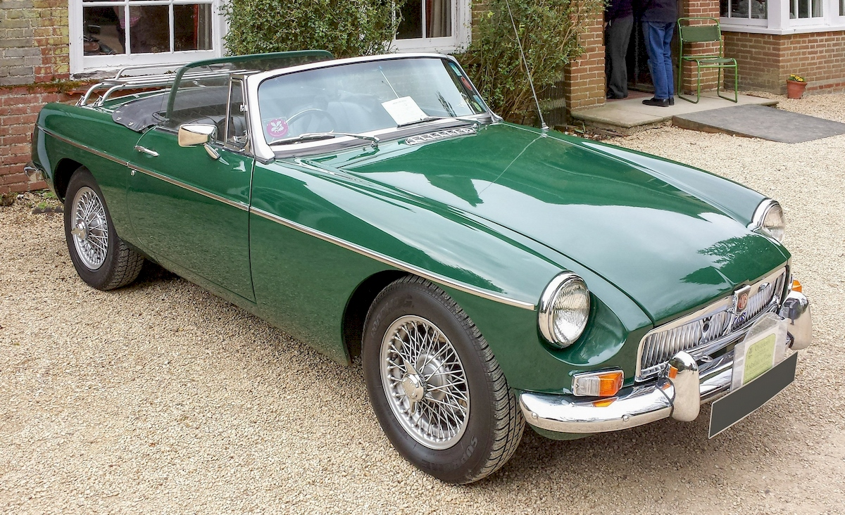 Image of ROVER MGB