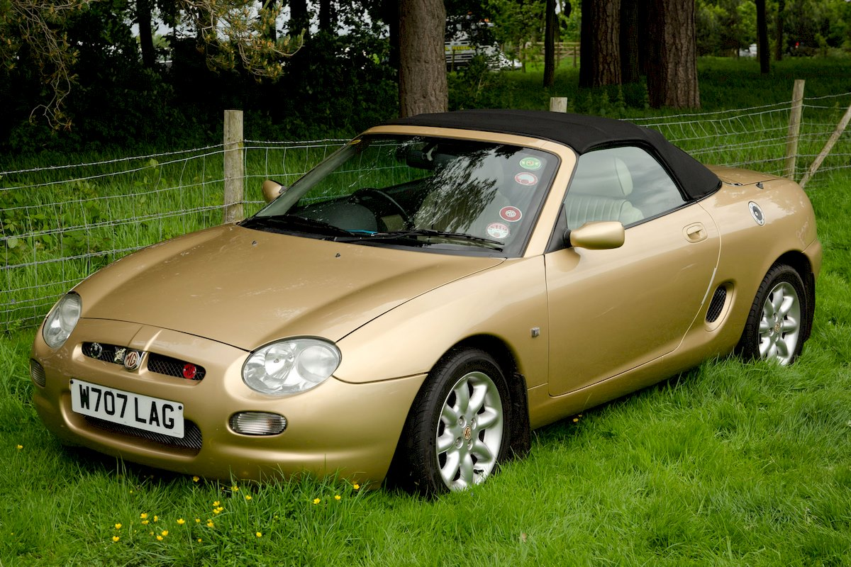 Image of ROVER MGF