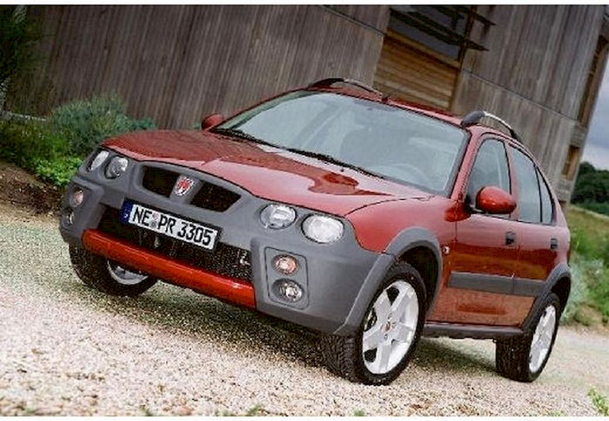 Image of ROVER STREETWISE