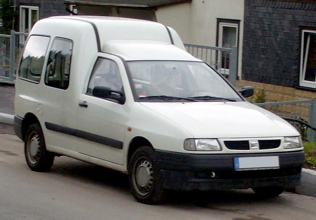 Image of SEAT INCA