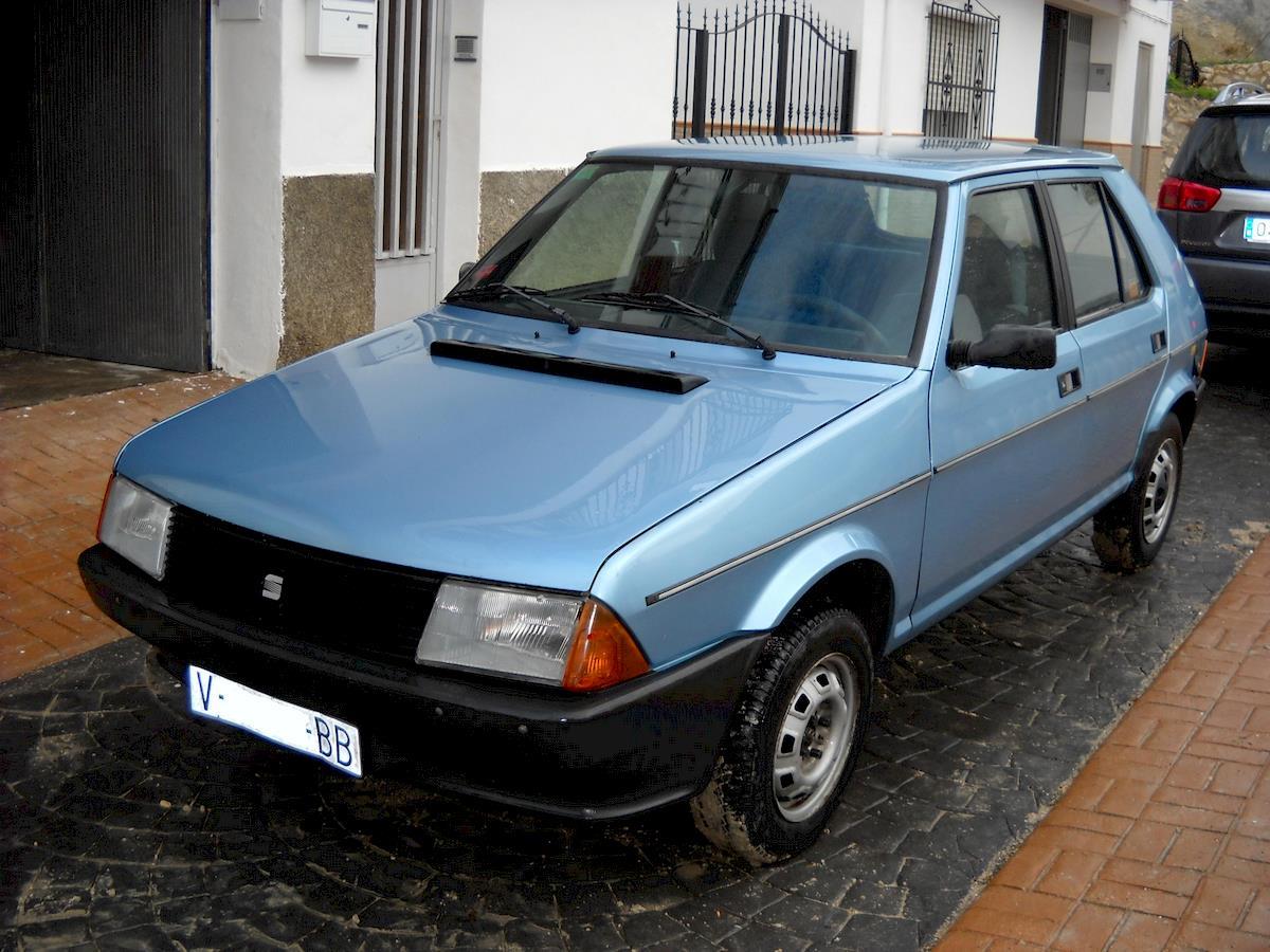 Image of SEAT RONDA