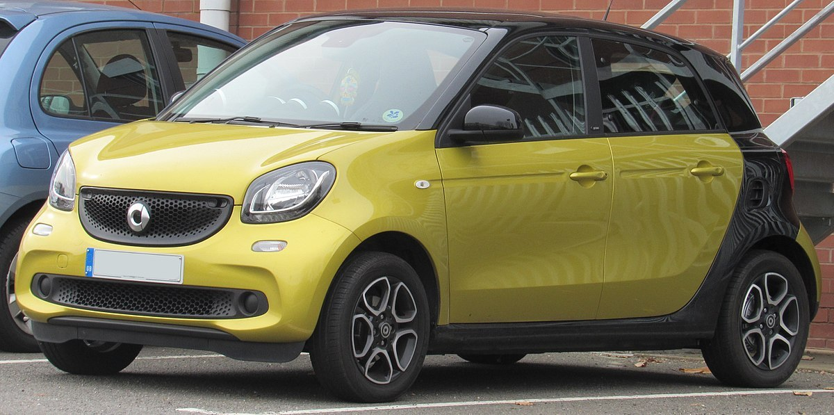 Image of SMART FORFOUR