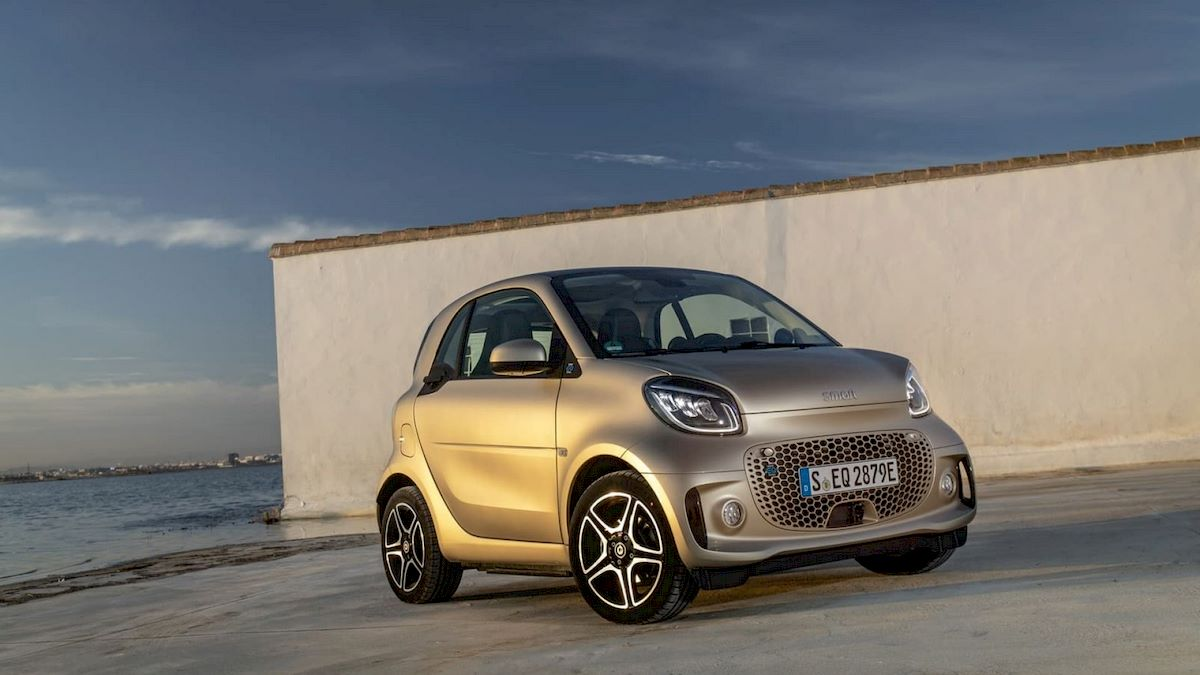 Image of SMART FORTWO