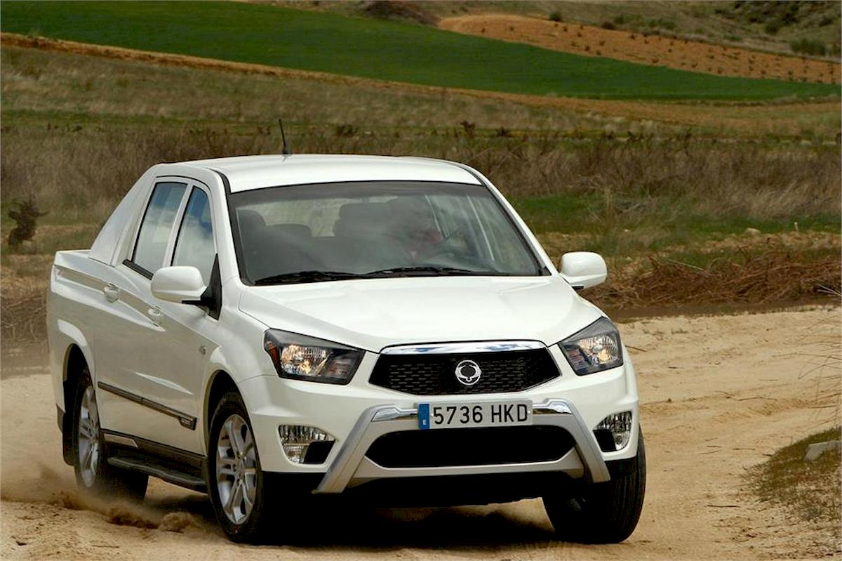Image of SSANGYONG ACTYON-SPORTS