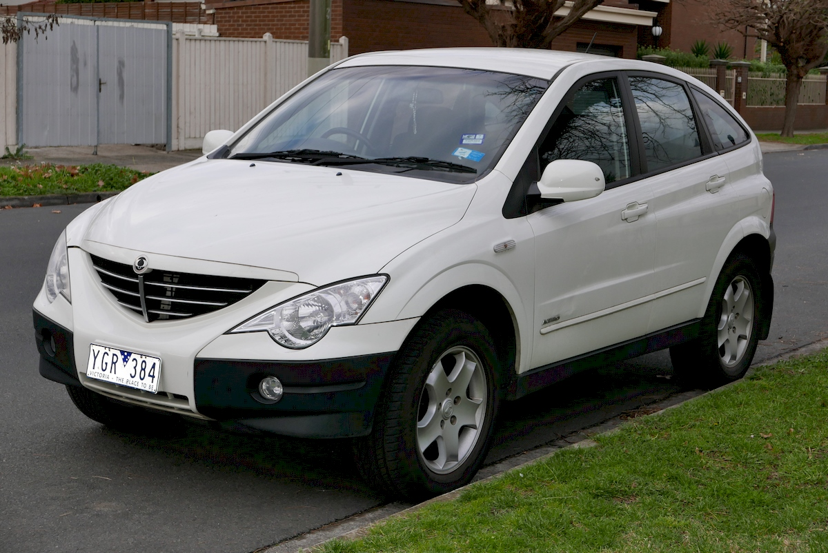 Image of SSANGYONG ACTYON