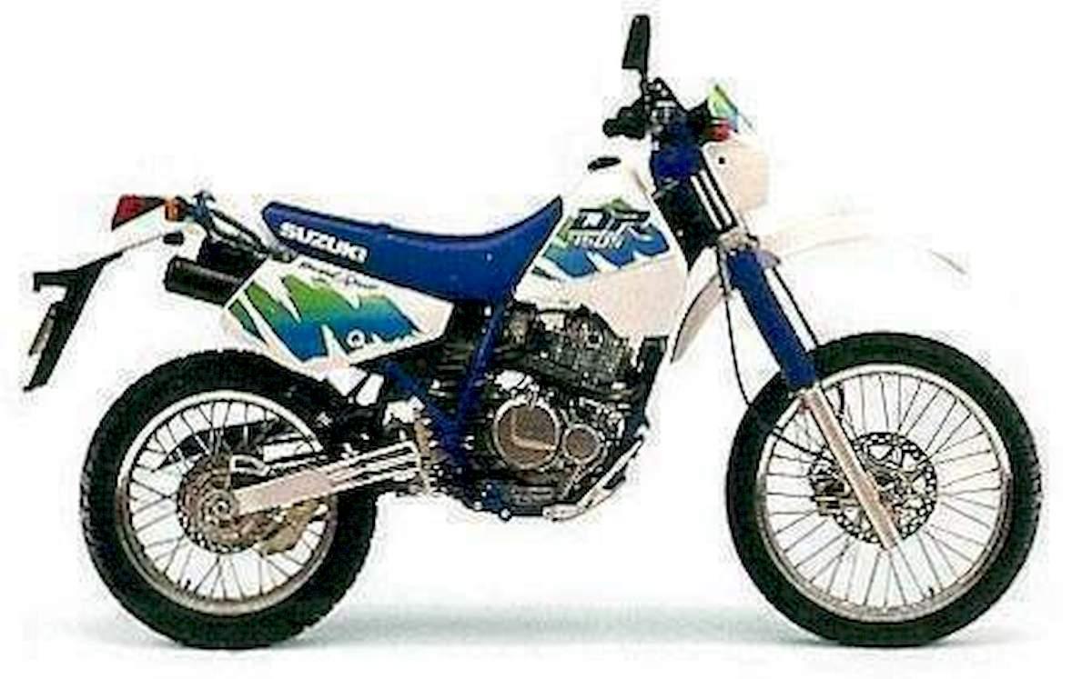 Image of SUZUKI DR 350 S
