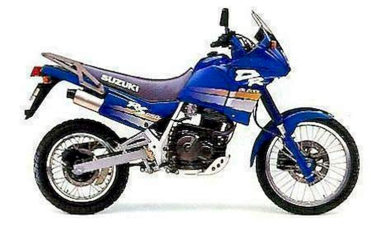 Image of SUZUKI DR 650 RS