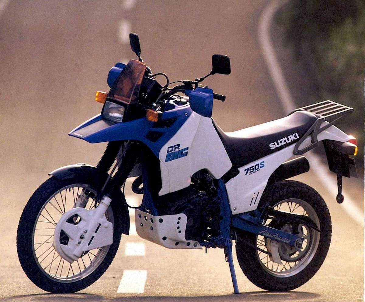 Image of SUZUKI DR BIG 750 S