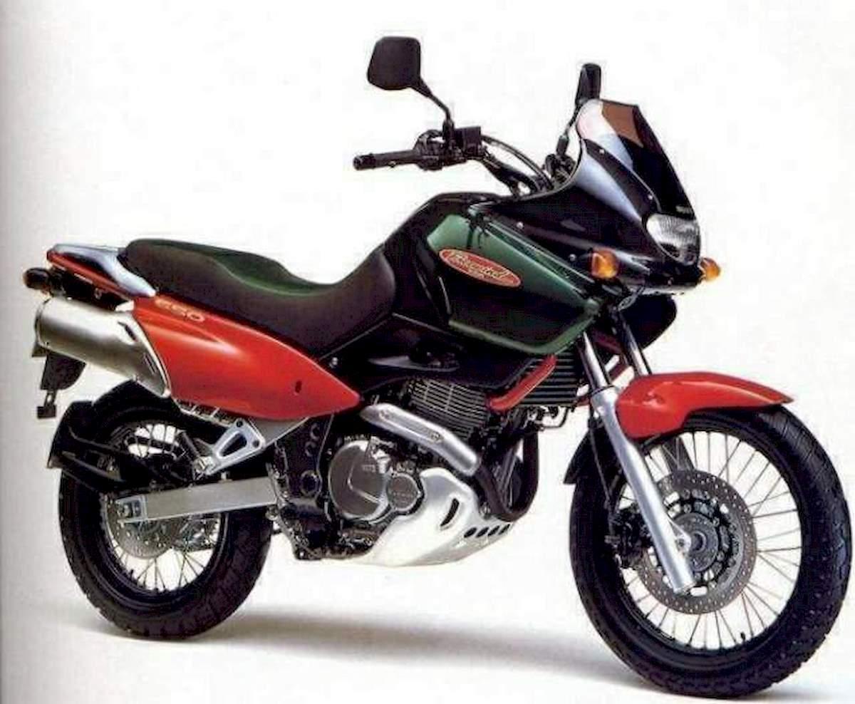 Image of SUZUKI FX 650