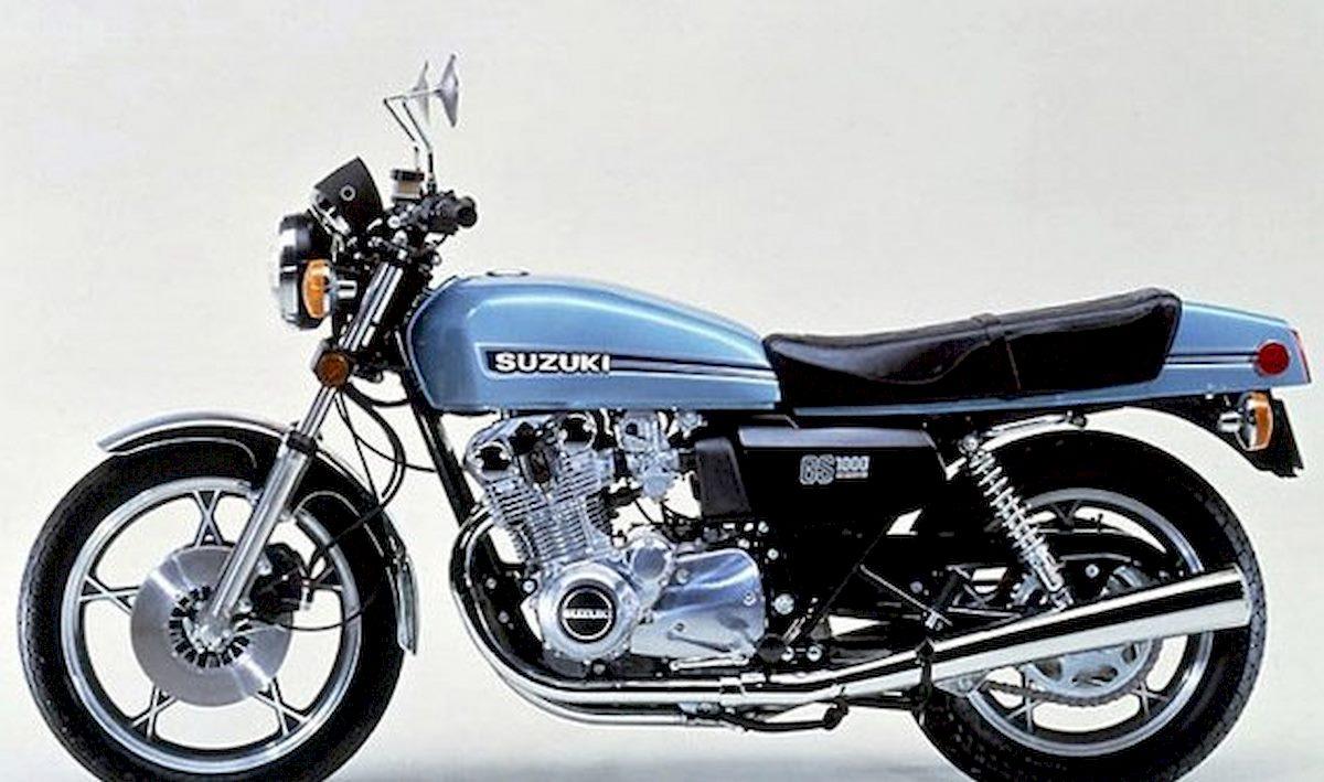 Image of SUZUKI GS 1000