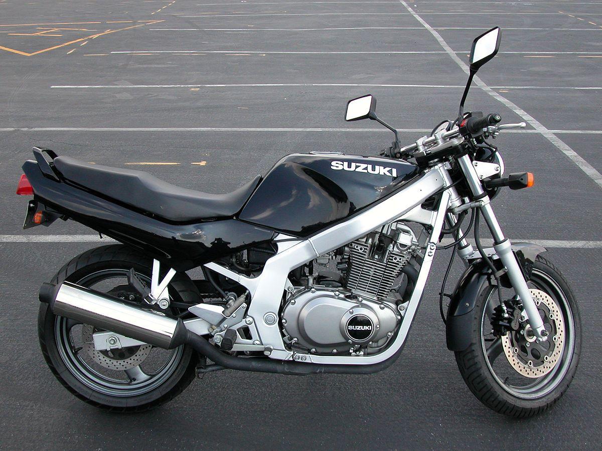Image of SUZUKI GS 500