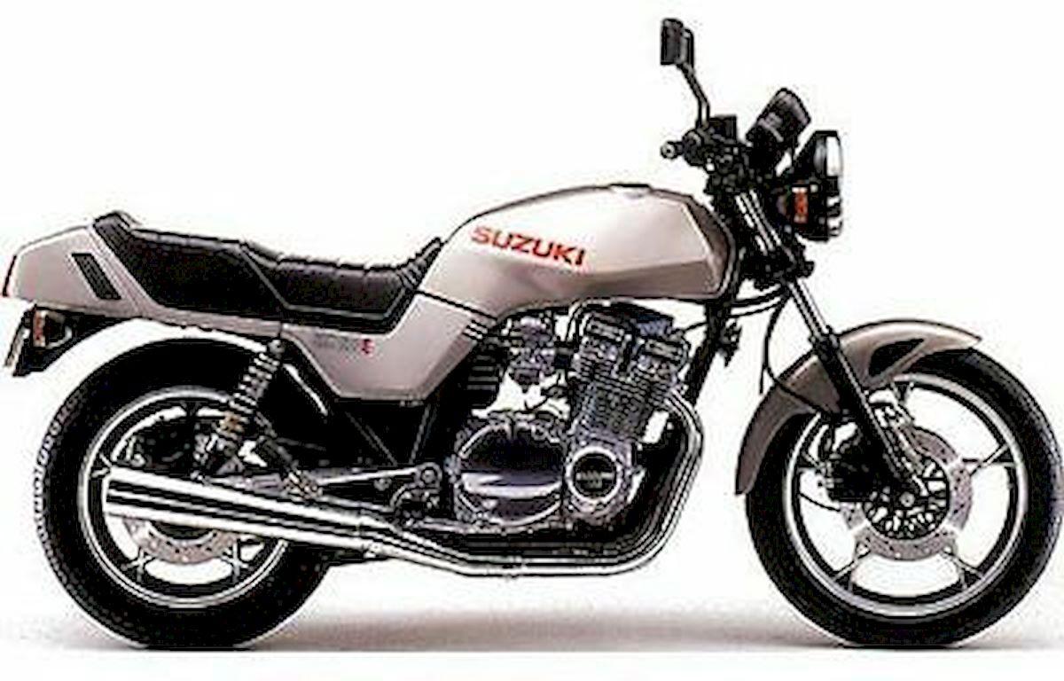 Image of SUZUKI GSX 1100