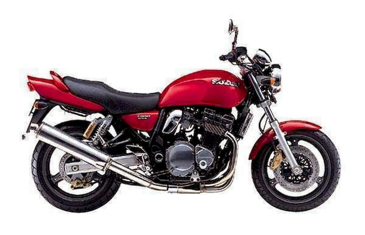 Image of SUZUKI GSX 1200