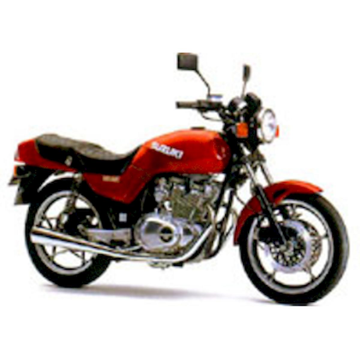 Image of SUZUKI GSX 400