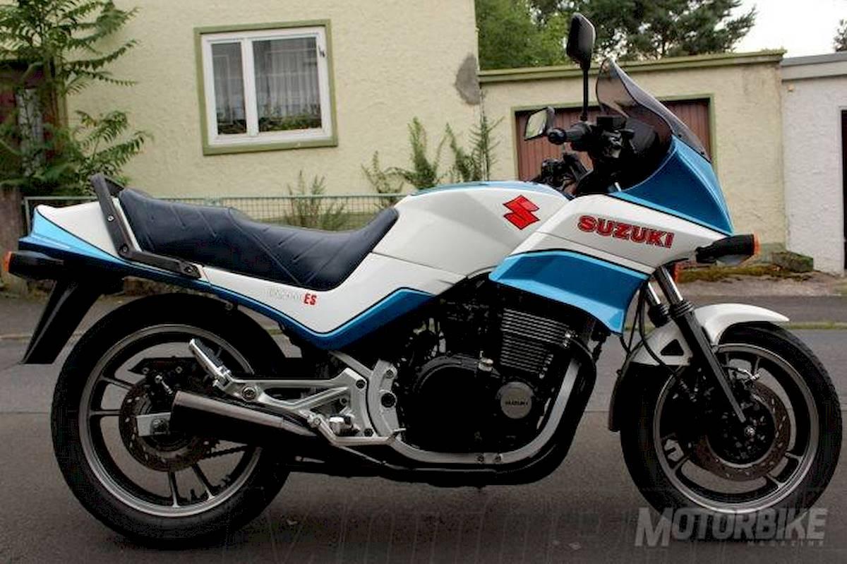 Image of SUZUKI GSX 550