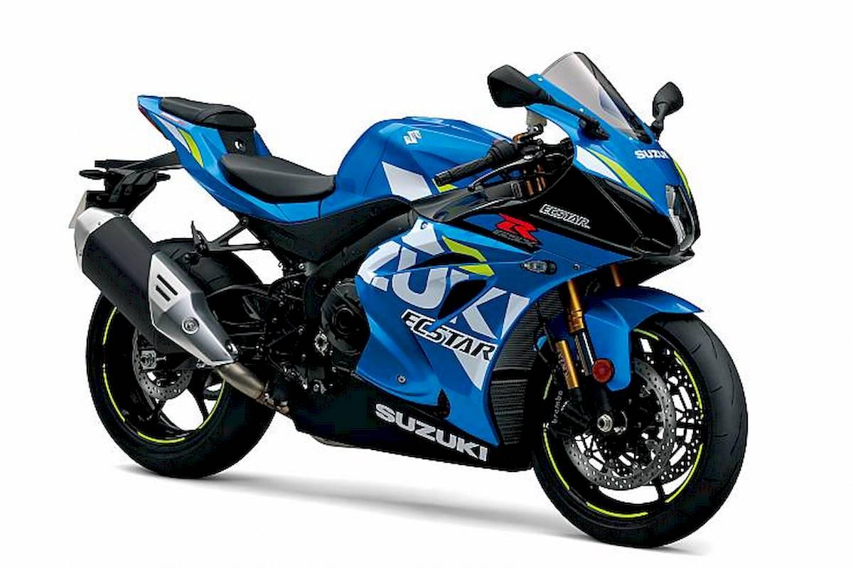 Image of SUZUKI GSX-R 1000