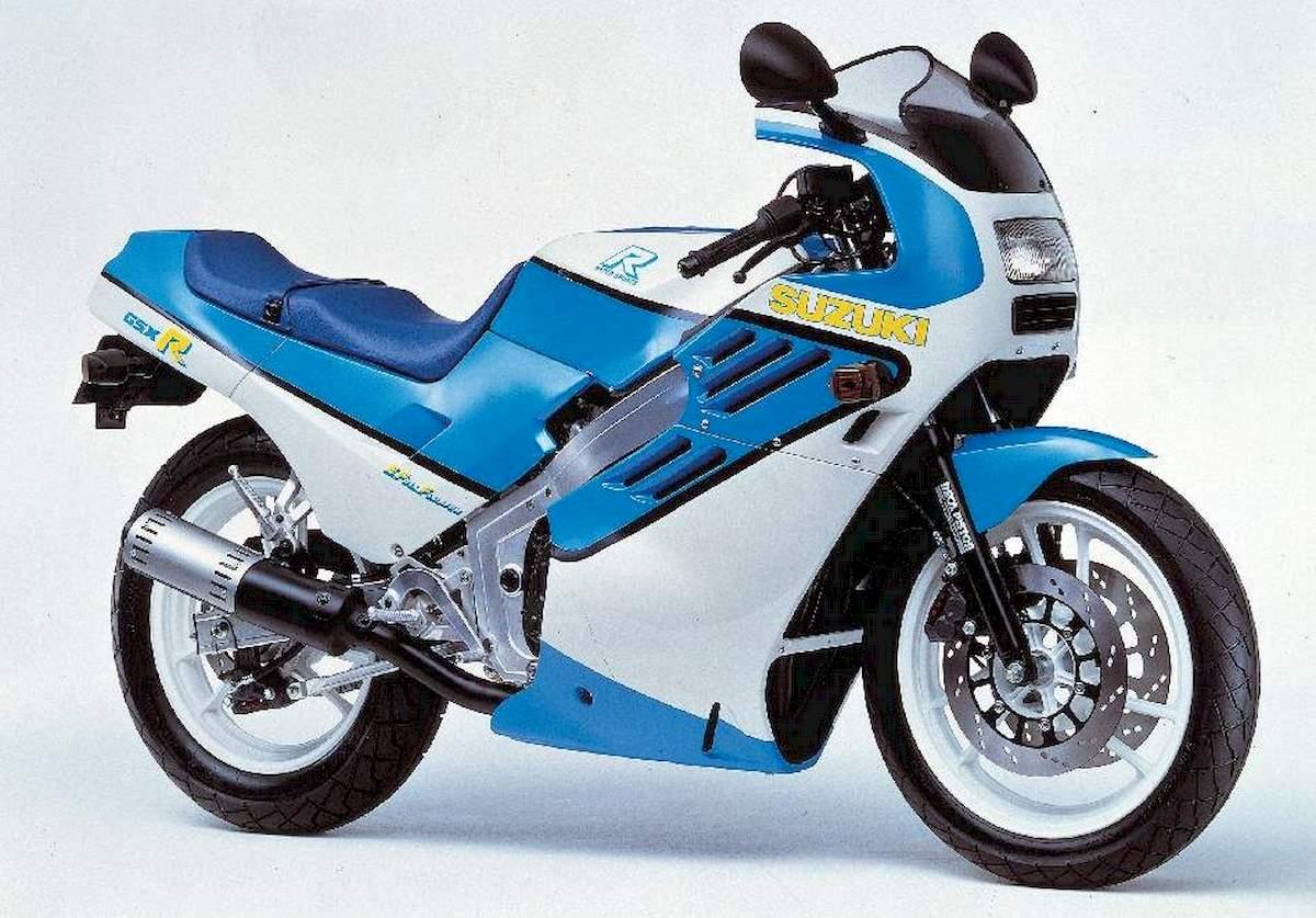 Image of SUZUKI GSX-R 400
