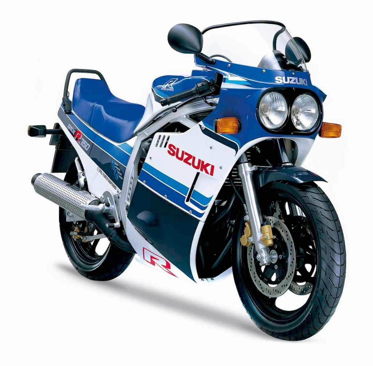 Image of SUZUKI GSX-R 750
