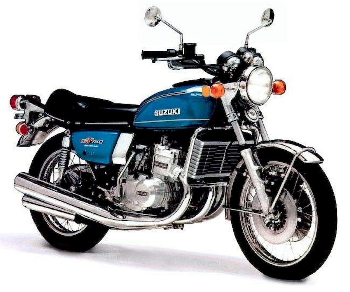 Image of SUZUKI GT 750