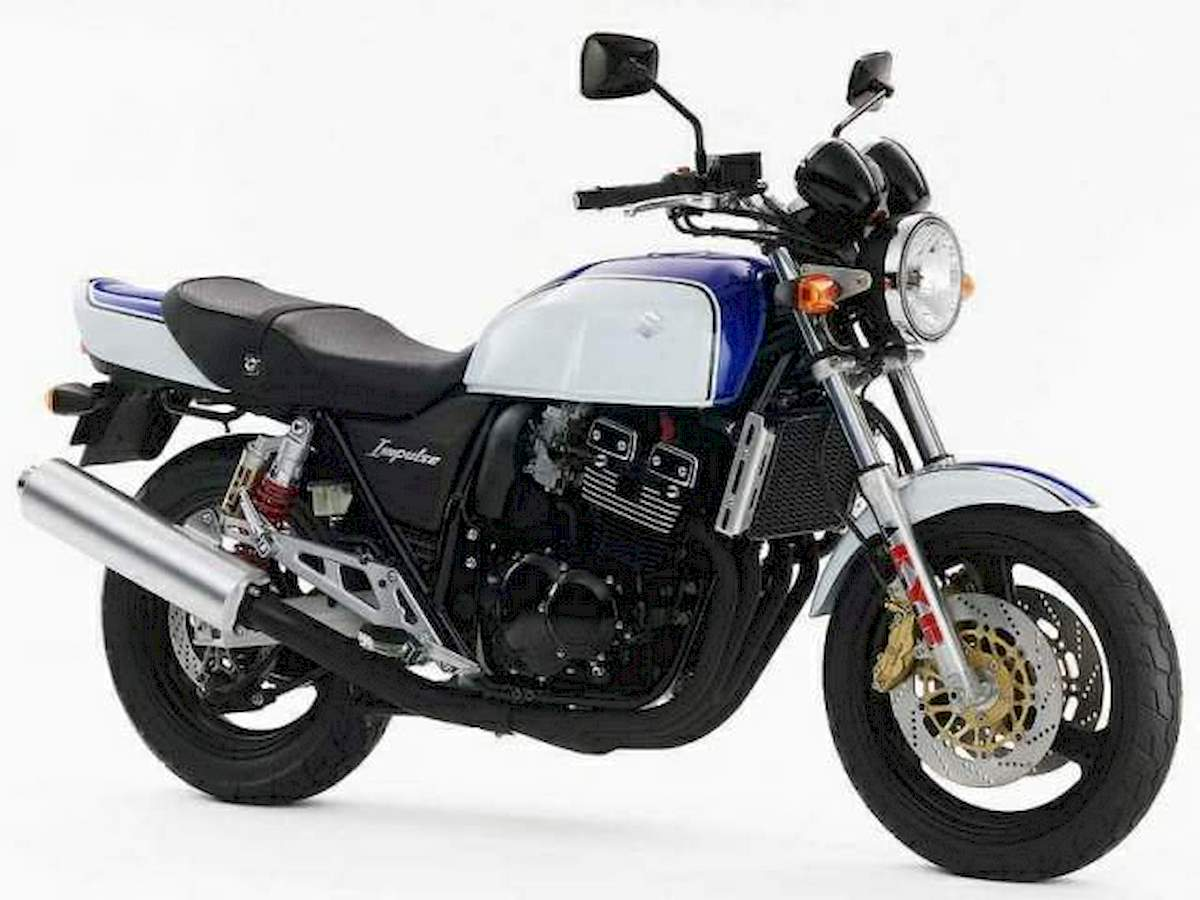 Image of SUZUKI IMPULSE 400