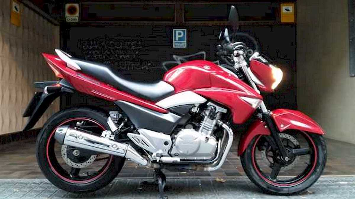 Image of SUZUKI INAZUMA 250