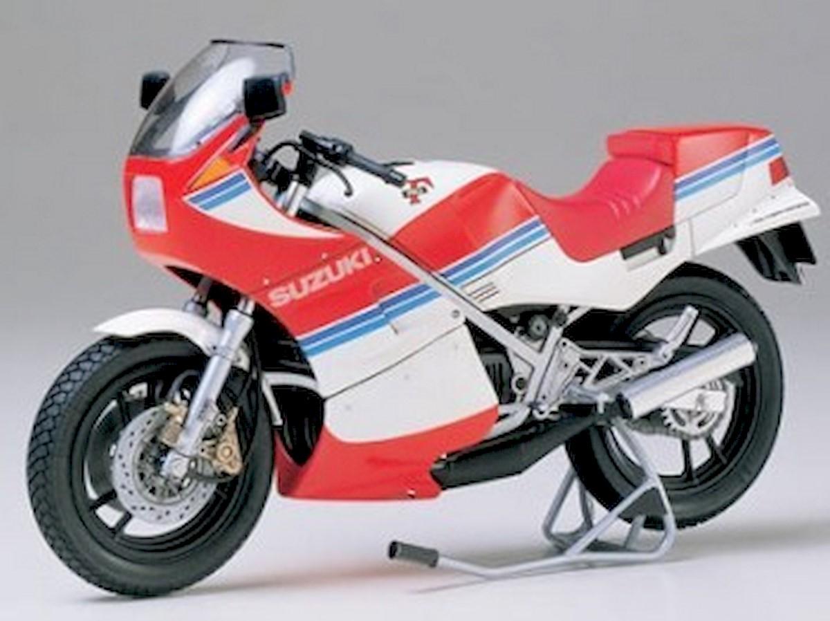 Image of SUZUKI RG 250