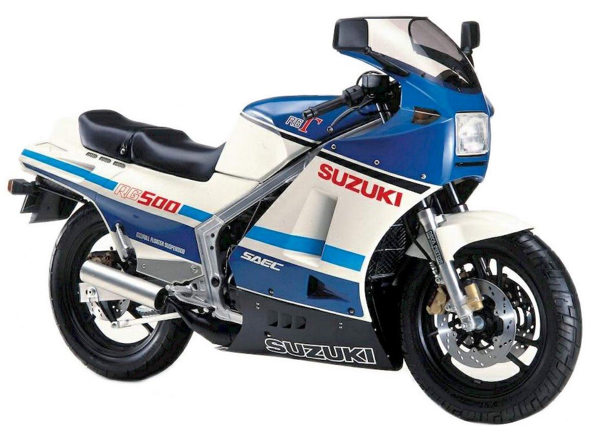 Image of SUZUKI RG 500