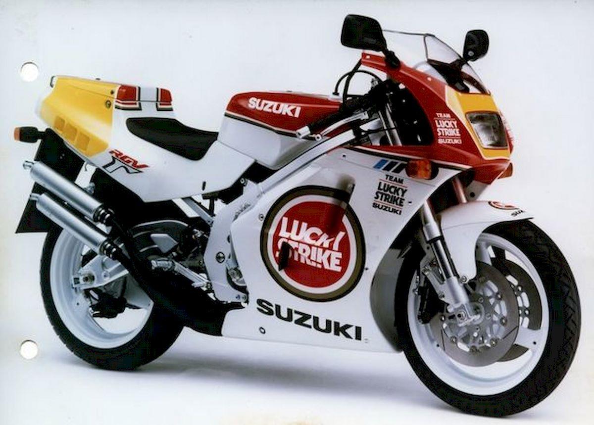 Image of SUZUKI RGV 250