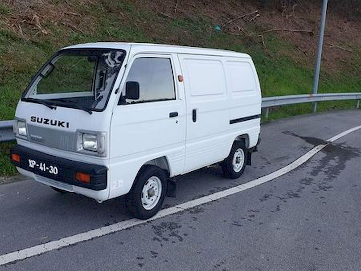 Image of SUZUKI SUPERCARRY