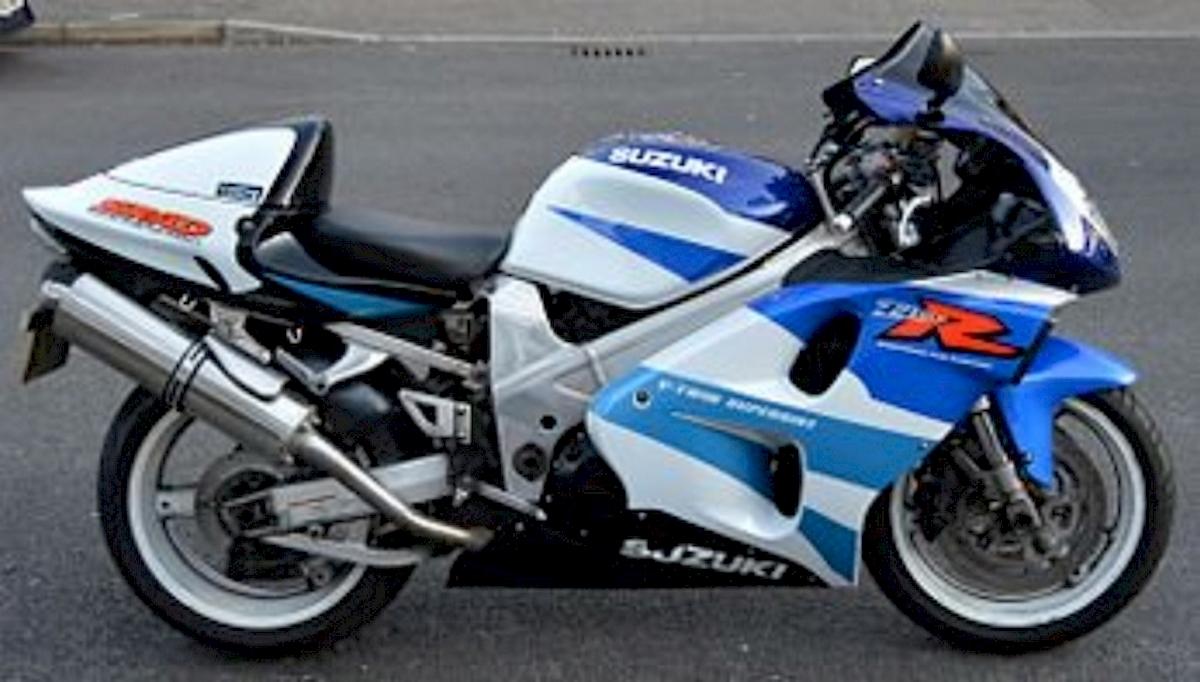 Image of SUZUKI TL 1000