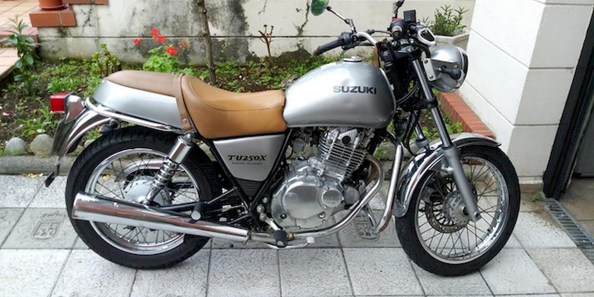 Image of SUZUKI TU 250