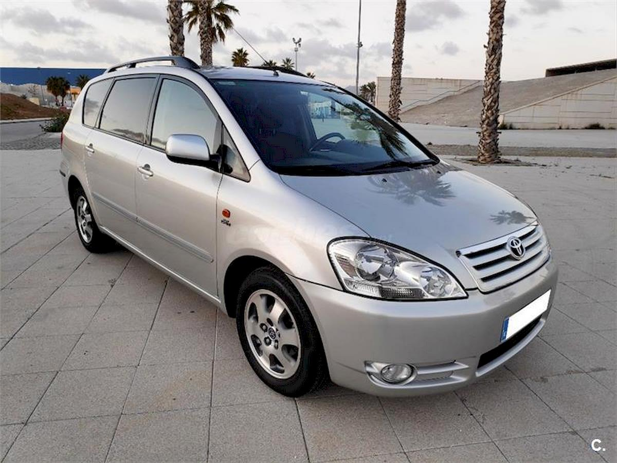 Image of TOYOTA AVENSIS-VERSO