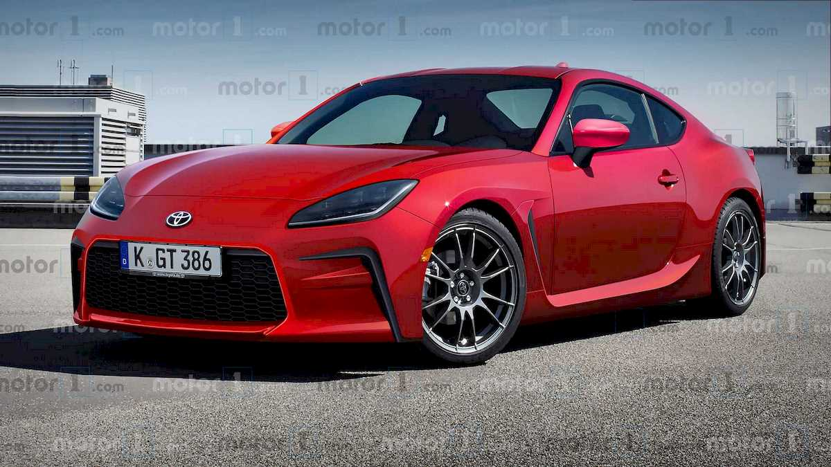 Image of TOYOTA GT-86