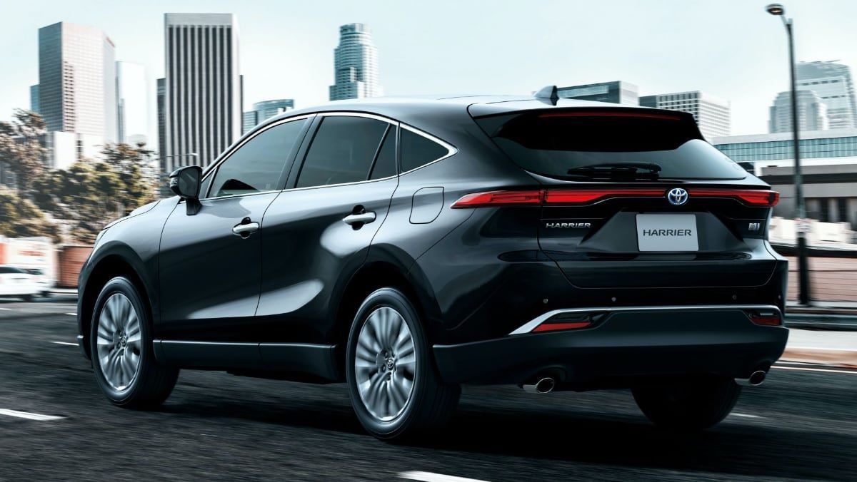Image of TOYOTA HARRIER