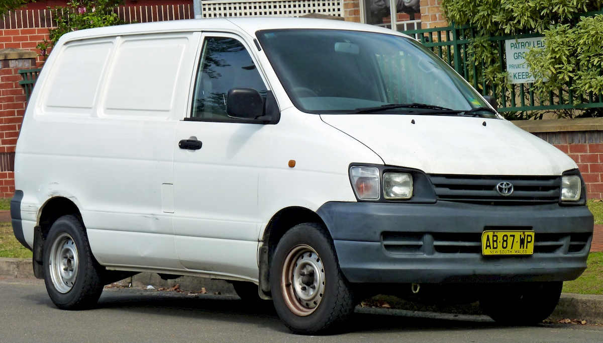 Image of TOYOTA TOWN-ACE